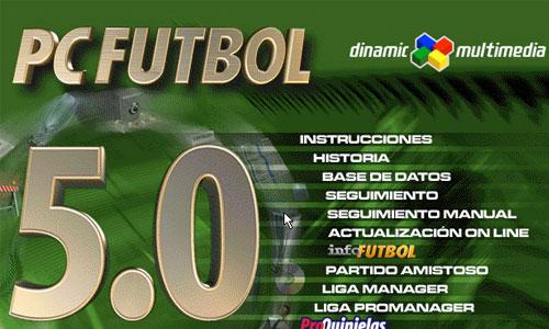 pc futbol 5