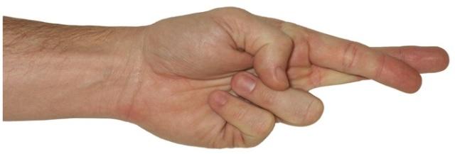 crucemos los dedos