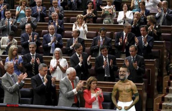 rajoy congreso recortes balotelli