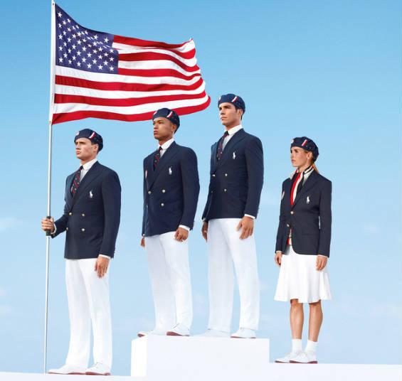 USA uniforme olimpico 2