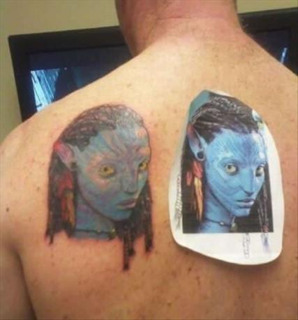 tatuaje avatar