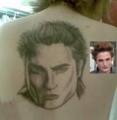 tatuaje edwar cullen crepusculo