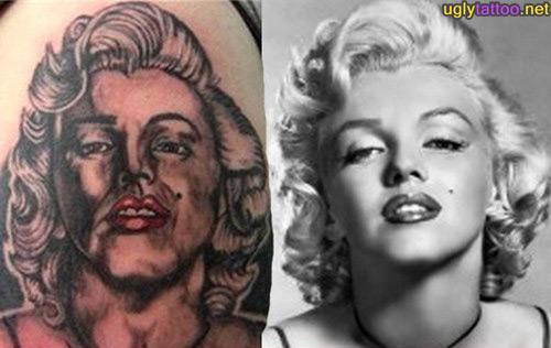 tatuaje marilyn monroe