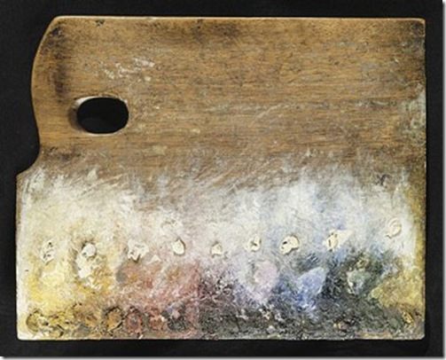 paleta Georges Seurat
