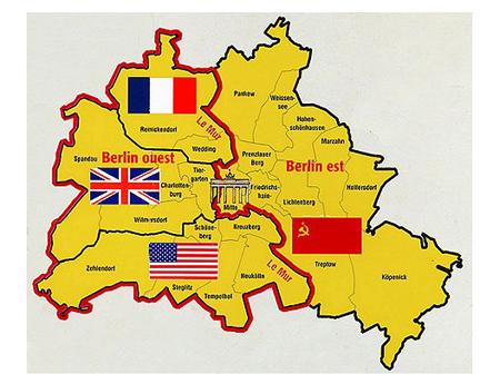 berlin dividida muro de berlin