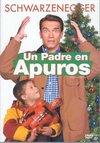 un padre en apuros película navidad