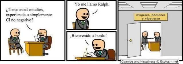 yo me llamo ralph
