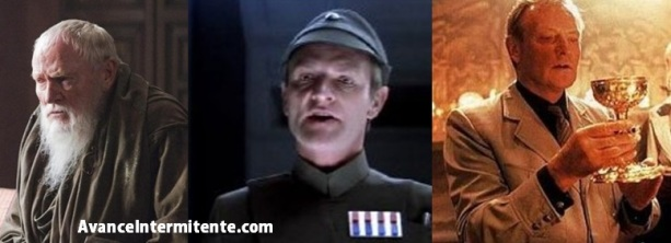 Julian glover pycelle guerra galaxias indiana jones