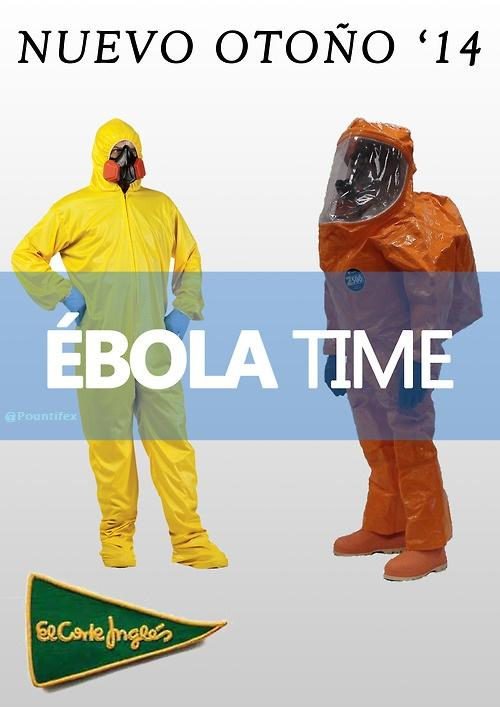 ébola meme gracioso