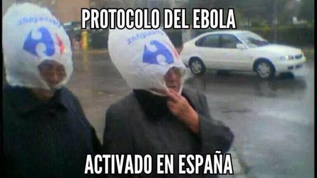 ebola humor
