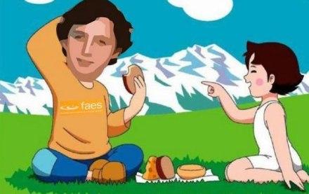 meme imagen graciosa pequeño nicolas 42