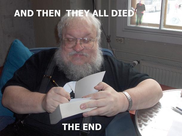 Final juego de tronos