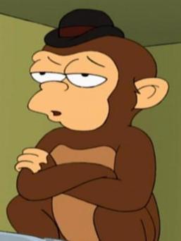 Mono sombrero