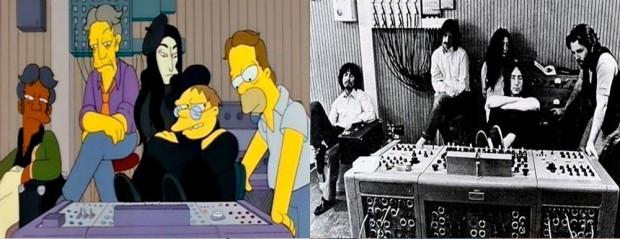 Simpson fotografías históricas capítulo