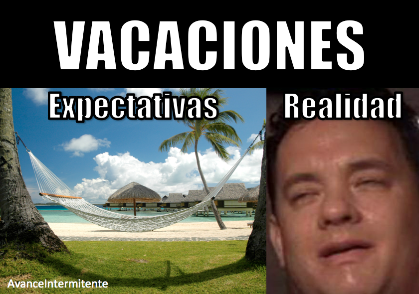 Memes vacaciones sin dinero - Que hacer en vacaciones ...