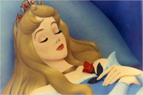 la verdadera historia cuento la bella durmiente Disney